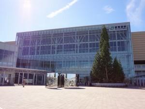 青森県立美術館へ