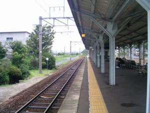 JR玉造温泉駅