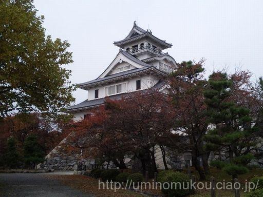 長浜城と小谷城の旅(7) 長浜城へ登城!