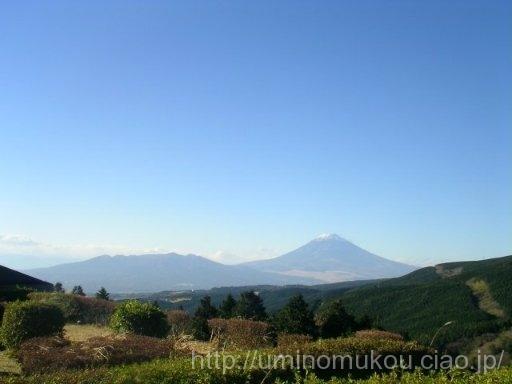 熱海 絶景を楽しむ旅(4) 十国峠からの富士山は最高です!