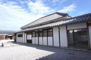 讃州井筒屋敷 母屋