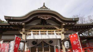 誉田八幡神社の社殿