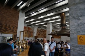 サントリー 武蔵野ビール工場