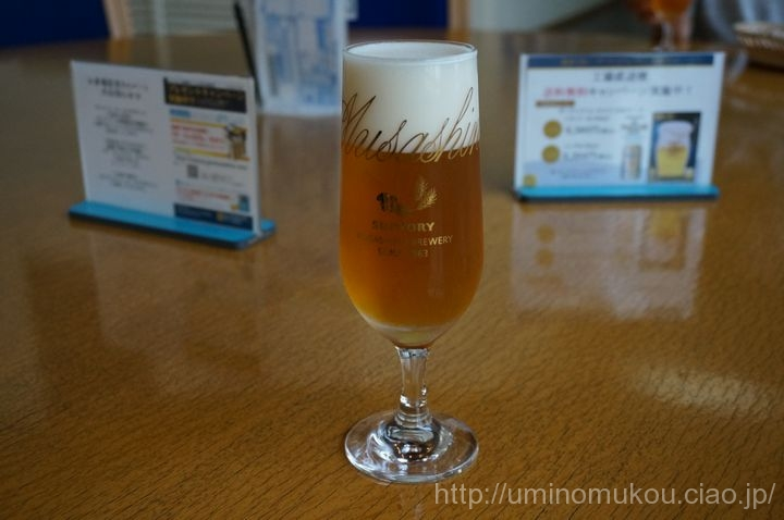 3大ビール工場へ!(3) サントリー これがプレモルの底力!