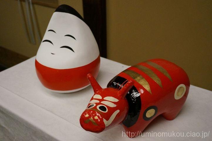 人形町 濱田家と福島県のコラボ(4) 福島は「暖かい」のです。 ~お土産編~