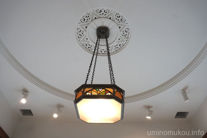 若宮の居間のペンダント照明