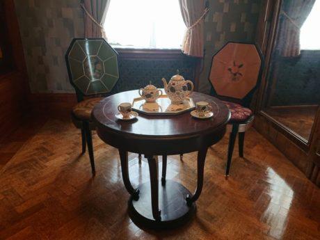 姫宮 寝室