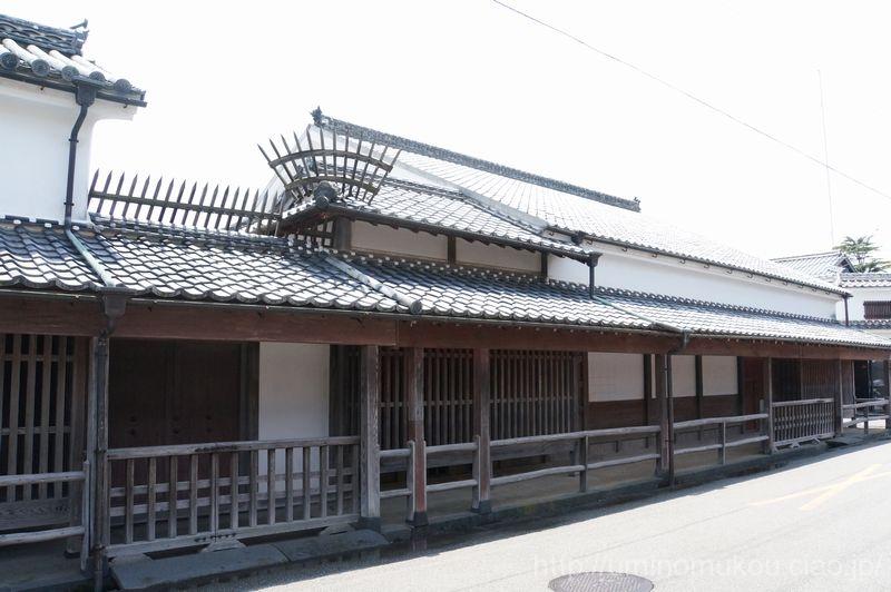 山陽の城めぐり 山口(2) 菊屋家住宅は江戸初期の商家だった!