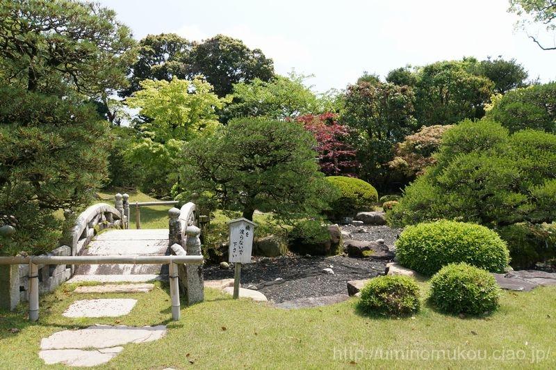 山陽の城めぐり 山口(3) 菊屋家住宅の非公開の庭を見学!