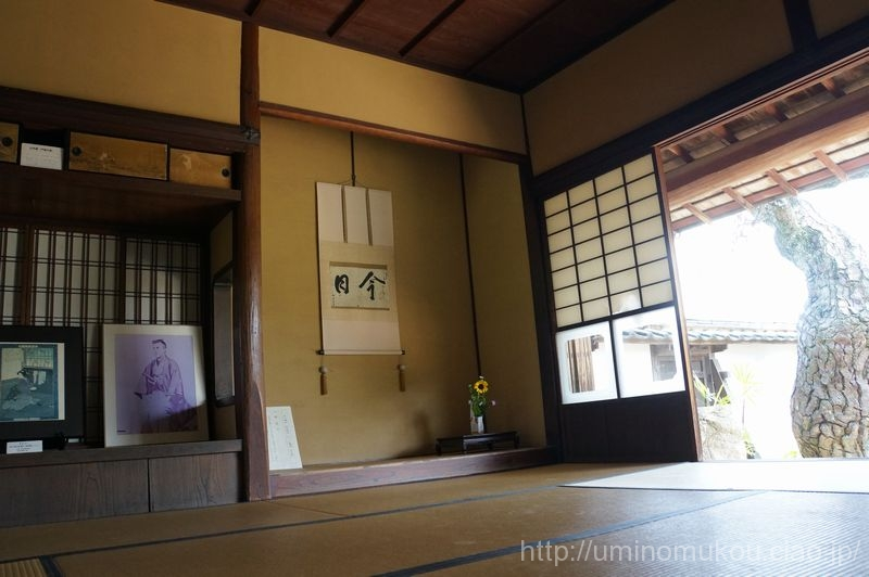 山陽の城めぐり 山口(4) 木戸孝允旧宅を訪ねる