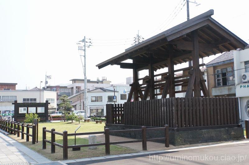 山陽の城めぐり 山口(10) 萩城 潮入門跡も忘れずに