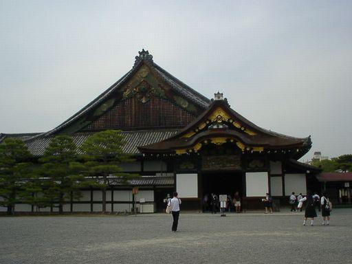 宇治と伏見への旅(4) 世界遺産 二条城をお散歩