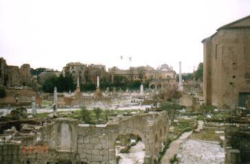 ローマ ヴァチカン 世界遺産を訪れる旅(2)