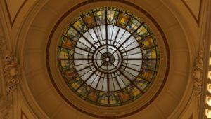 天井が美しい!