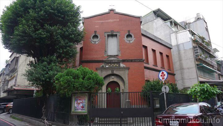 台湾グルメとレトロな建物の旅⑩ 迪化街で日本統治下時代の建物を探す