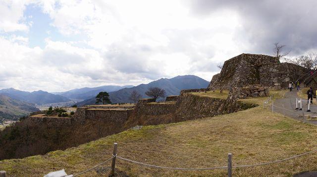 天空の城 竹田城へ